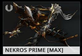 Warframe Nekros Prime EN