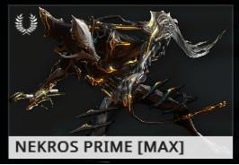 Warframe Nekros Prime ES