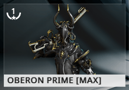 Warframe Oberon Prime EN