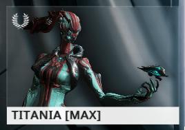 Warframe Titania EN