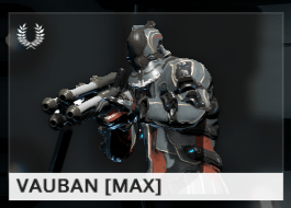Warframe Vauban ES