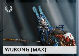Warframe Wukong ES