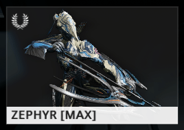 Warframe Zephyr EN