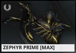 Warframe Zephyr Prime EN