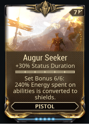 Augur Seeker 6-6 Mods Set
