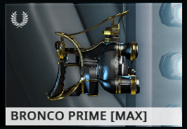 Bronco Prime ES