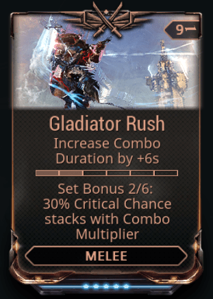 Gladiator Rush 2-6 Mods Set