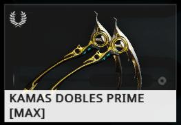 Kamas Dobles Prime ES
