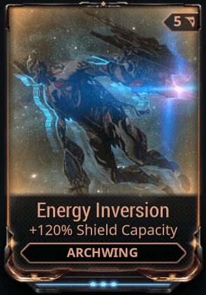 Energy Inversion