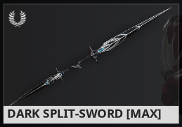 Dark Split-Sword