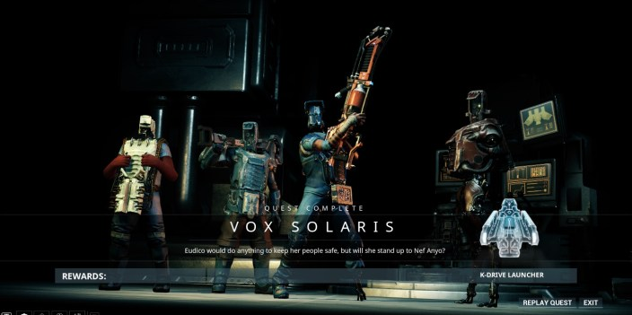 Vox Solaris P