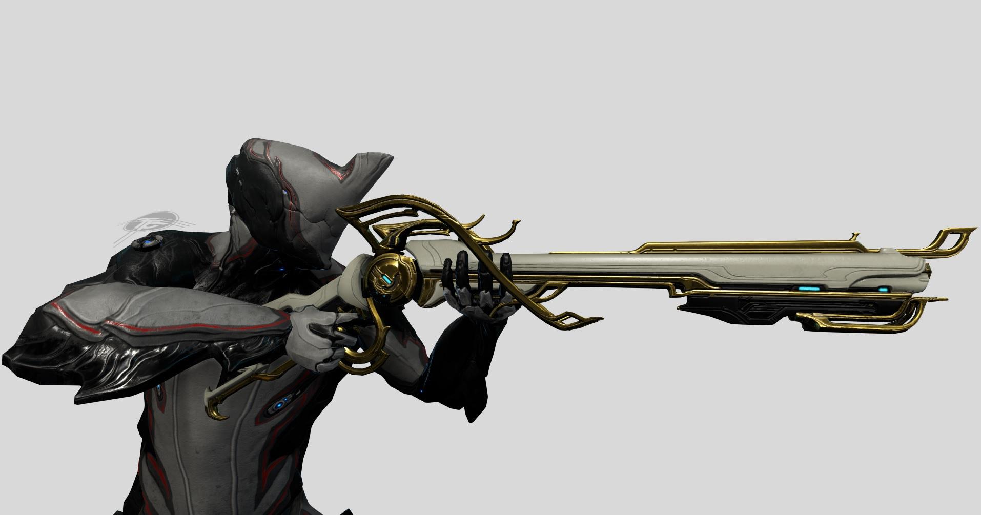 Primary Weapons Sybaris Prime Todowarframe