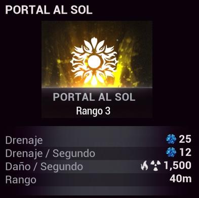 Wisp Portal Al Sol