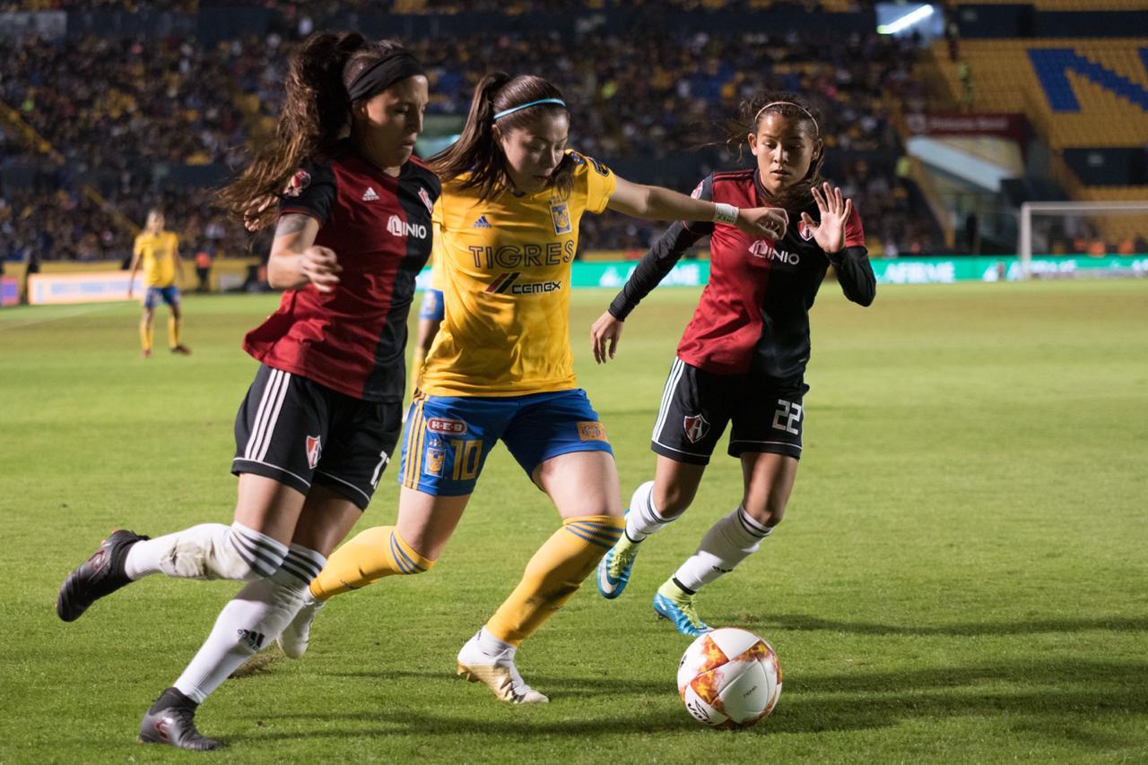 Quedaron definidas las semifinales — Liga Femenil MX