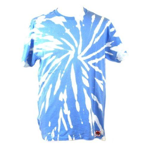 blue reverse dye slash