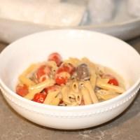 Creamy Mushroom Pasta <3