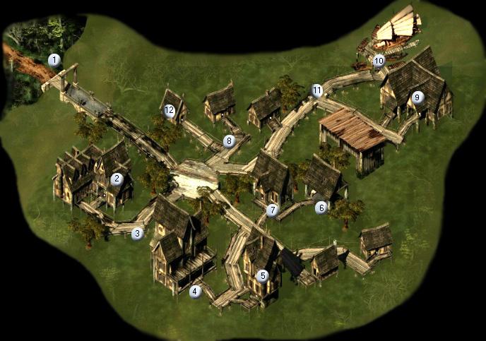 le village de Nulb