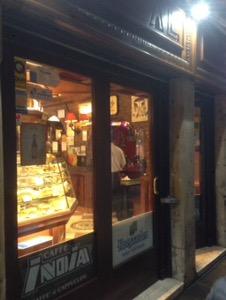 ベネチアで朝食に利用したオススメのカフェ