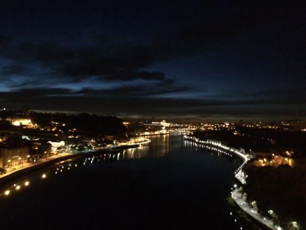 ポルトの絶景早朝ラン