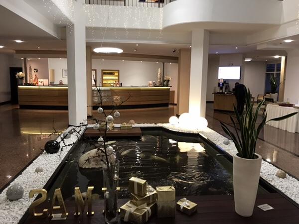 Best Western Plus Hotel Am Schlossbergロビー