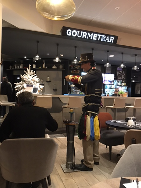 Hotel Novotel Paris Centre Bercy滞在記 朝食編
