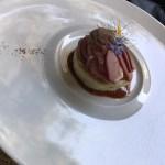 ランス Brasserie Le Jardin 5つ星シャトーホテルにあるお手頃価格のとっても美味しいブラッセリ―