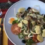 アヌシー運河沿いの雰囲気の良いレストランL'éridan