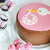 Sweettable Babyparty
