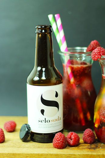 Cocktail mit selosoda