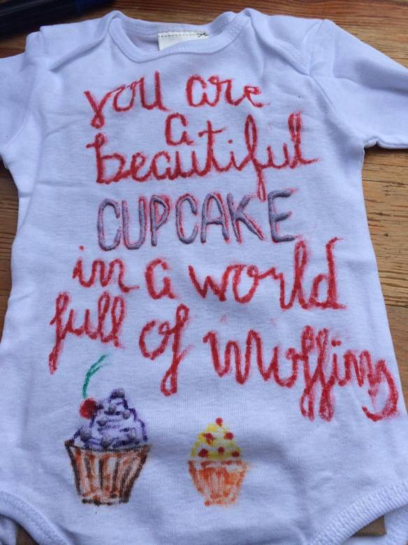 Sweettable Babyparty Tortchen Made In Berlin