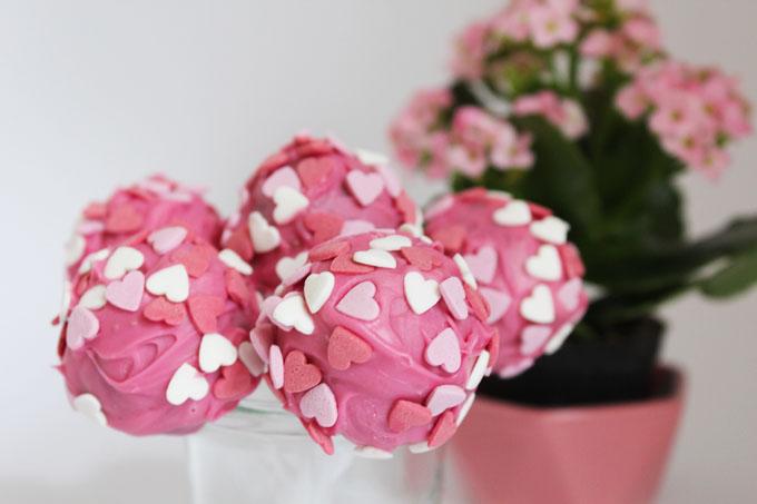 Cakepops pink