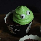 Halloween Special: Brownies mit Frischkäsefrosting