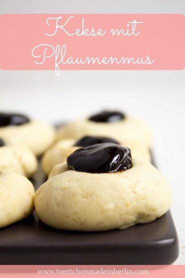 kekse mit pflaumenmus