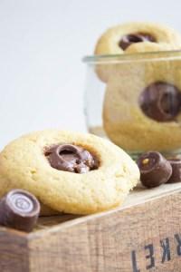 Cookies mit Rollos