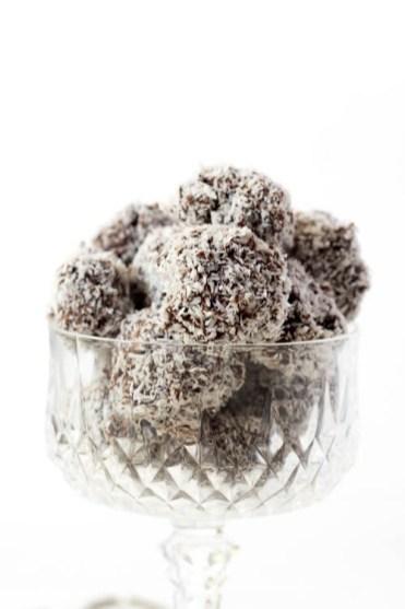 Rezept Müsli-Kokos-Kugeln