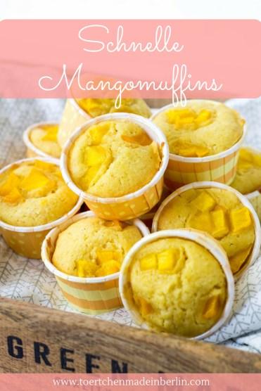 Rezept Mangomuffins