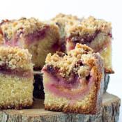 Rezept Pflaumenkuchen mit Streuseln