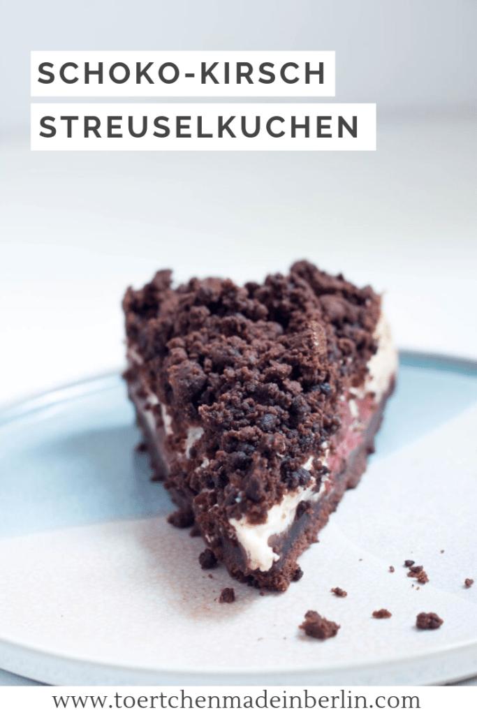 Kirsch-Schmand-Schokostreuselkuchen