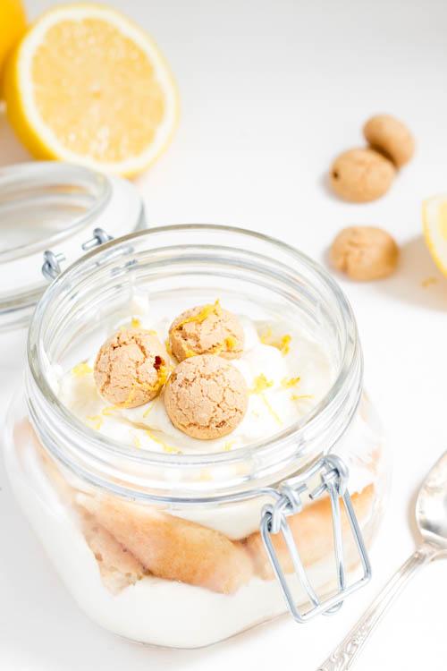 Rezept Zitronen Tiramisu