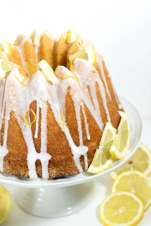 Rezept Omas Zitronenkuchen