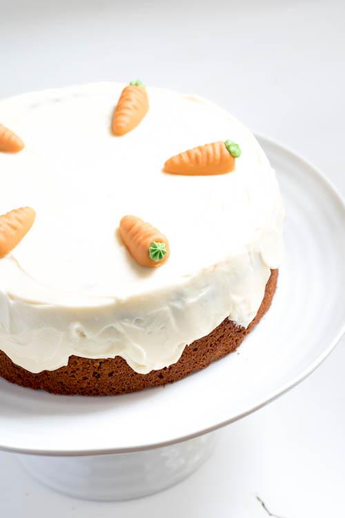 Rezept Carrot Cake Animal Crossing Geburtstagskuchen