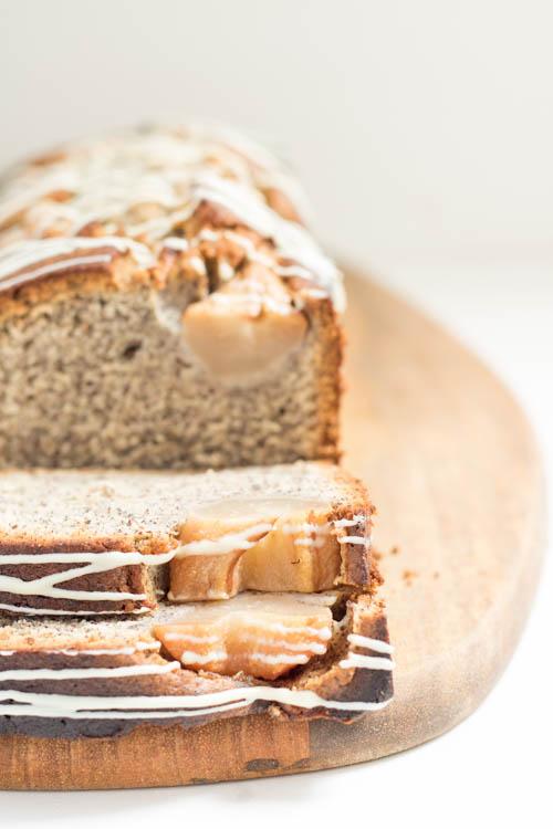Rezept Mohn Birnen Kuchen