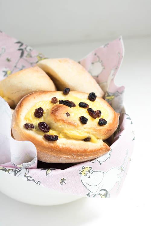 Rezept Hefe Pudding Schnecken
