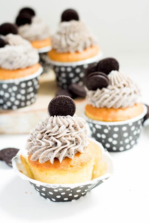 Rezept Oreo Cupcakes