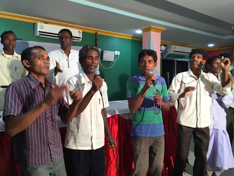 pastors conference Orissa Tribal pastors