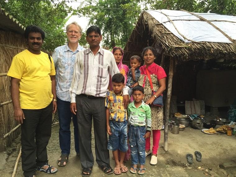 Kumar family - different