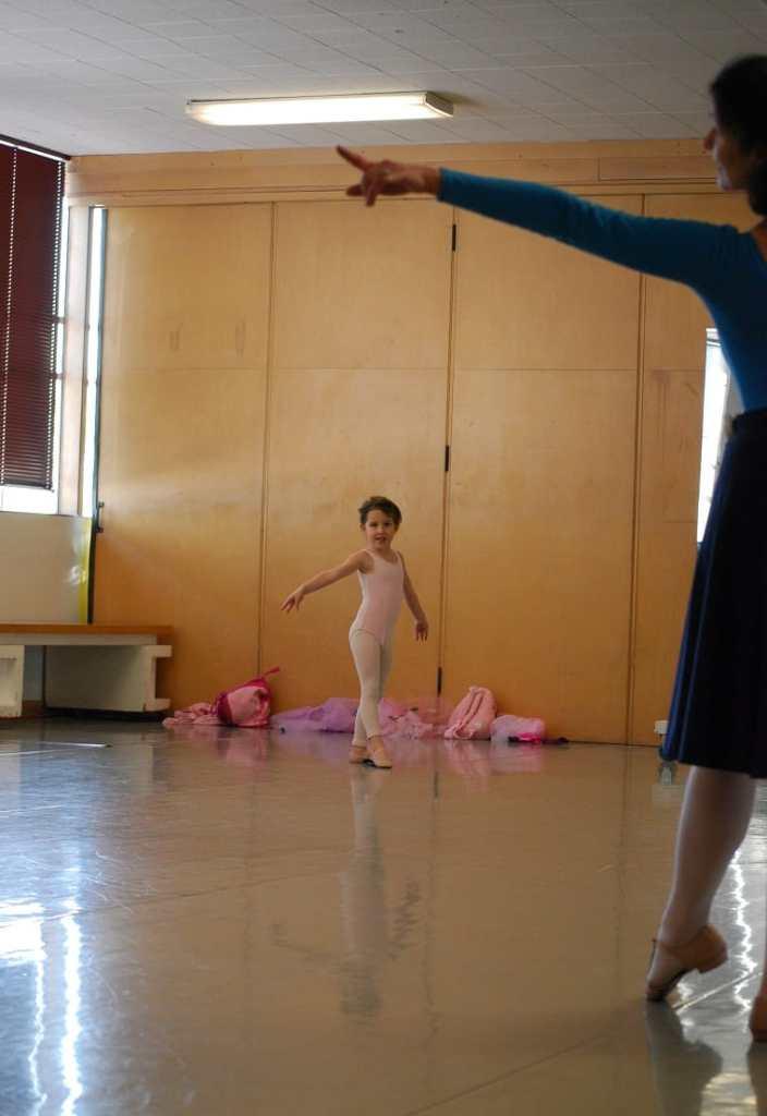 dance school - faith