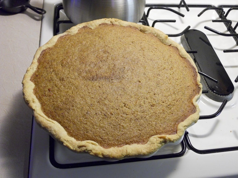 pumpkin pie - thanks