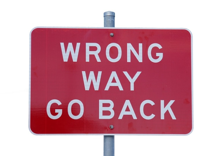 Wrong Way - Getting Bible Promises Wrong