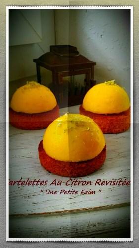 Tartelettes Au Citron Revisitees Une Petite Faim